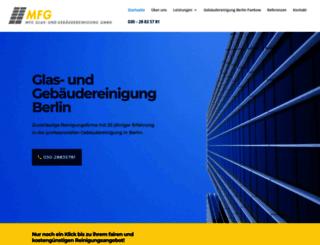 marco-ferdin-gebaeudereinigung.de screenshot