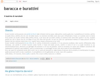 marcobohblog.blogspot.it screenshot