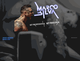 marcodasilva.com screenshot