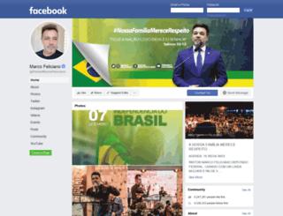 marcofeliciano.com.br screenshot