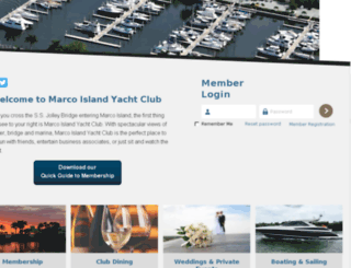 marcoislandyachtclub.memberstatements.com screenshot