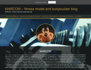 marcom-writer-blog.com screenshot