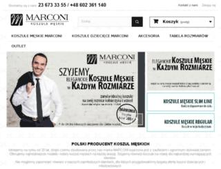 marconi.blink.pl screenshot
