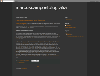 marcoscamposfotografia.blogspot.com screenshot