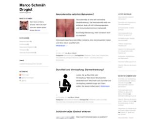 marcoschmaeh.ch screenshot