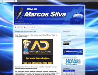 marcosparelhas.blogspot.com.br screenshot