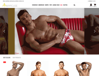 marcuse.com screenshot
