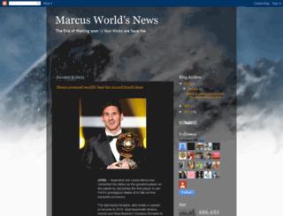 marcusrockar.blogspot.co.uk screenshot