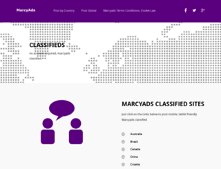 marcyads.com screenshot