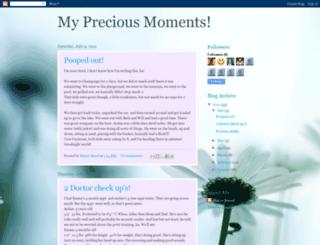marcyhood.blogspot.com screenshot