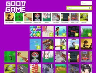 mardek.goodgame.co.in screenshot