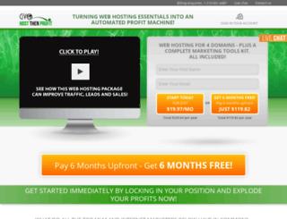 marekr.hostthenprofit.com screenshot