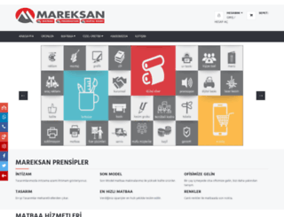 mareksan.com screenshot