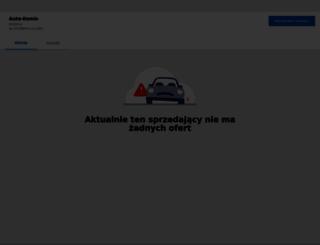 marekwisniewski.otomoto.pl screenshot