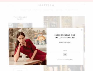 marella.com screenshot