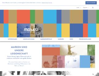 maresi.at screenshot