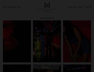 margarethermione.com screenshot