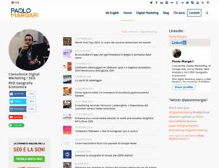 margari.net screenshot