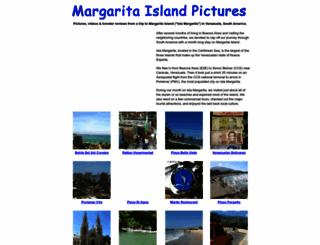 margaritaislandpictures.com screenshot