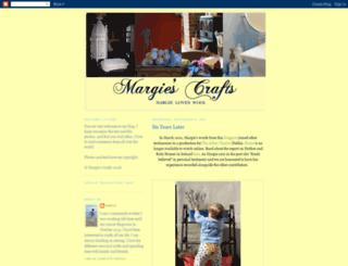 margieloveswool.blogspot.com screenshot