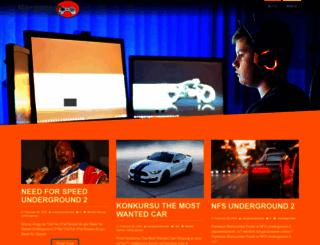 margonem-fansite.pl screenshot