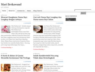 mari-berkawand.blogspot.com screenshot