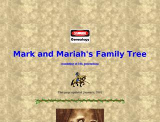 mariah.stonemarche.org screenshot