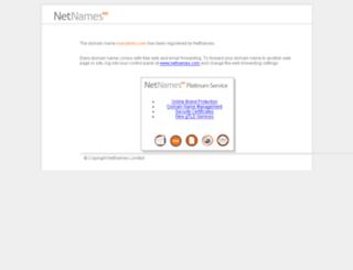 marialiste.com screenshot