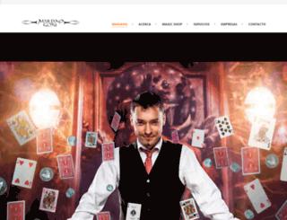 marianogoni.com screenshot