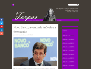 mariateixeiraalves.blogs.sapo.pt screenshot