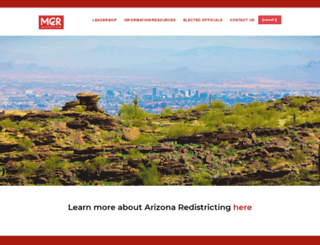 maricopagop.org screenshot