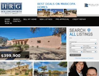 maricoparealestateforsale.com screenshot