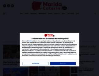 maridacaterini.it screenshot
