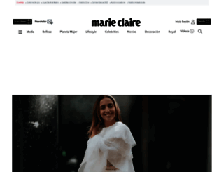 marie-claire.es screenshot
