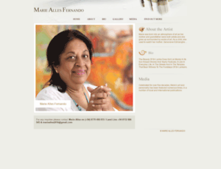 marieallesfernando.com screenshot