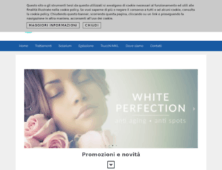 mariellastudioestetico.it screenshot