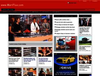 mariflux.com screenshot