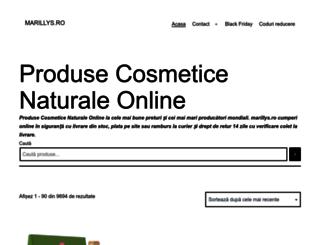 marillys.ro screenshot
