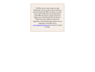 marilyn.uppercaseliving.net screenshot