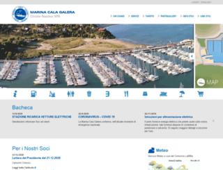 marinacalagalera.com screenshot
