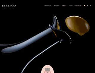 marinacolonna.it screenshot