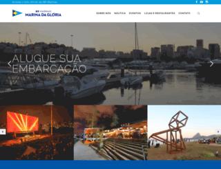 marinadagloria.com.br screenshot
