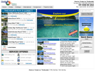 marinatravels.net screenshot