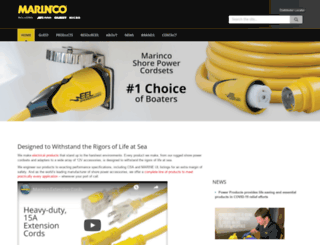 marinco.com screenshot