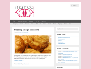 marindakook.com screenshot