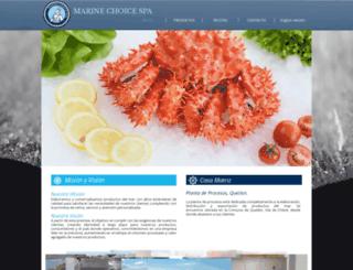 marinechoicespa.com screenshot