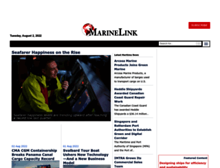 marinelink.com screenshot