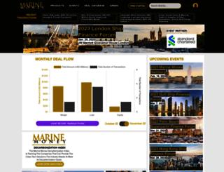 marinemoney.com screenshot