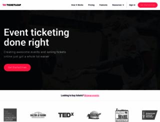 marini-farm-corn-maze.ticketleap.com screenshot