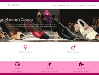 marinucci.com.br screenshot
